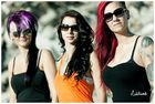 ...und noch einmal die drei Mädels!