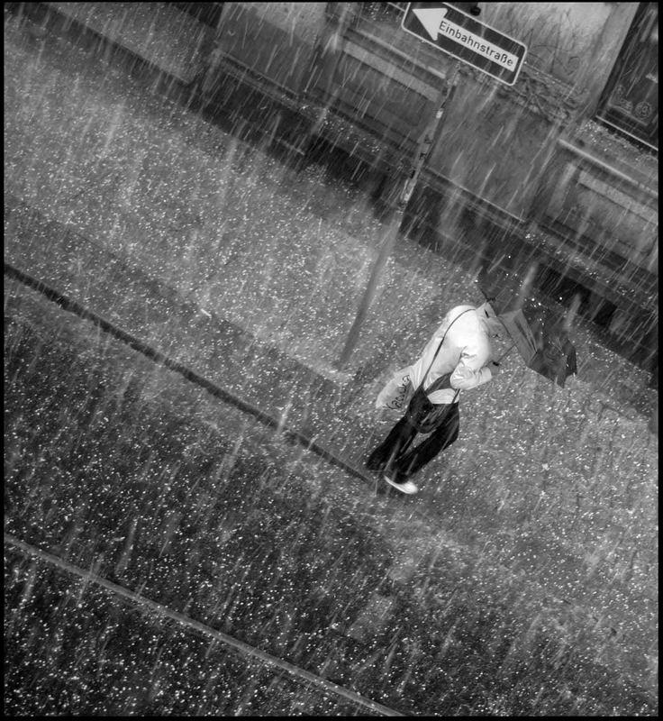 und noch mehr regen