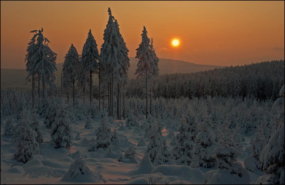 ...und noch mehr Schnee