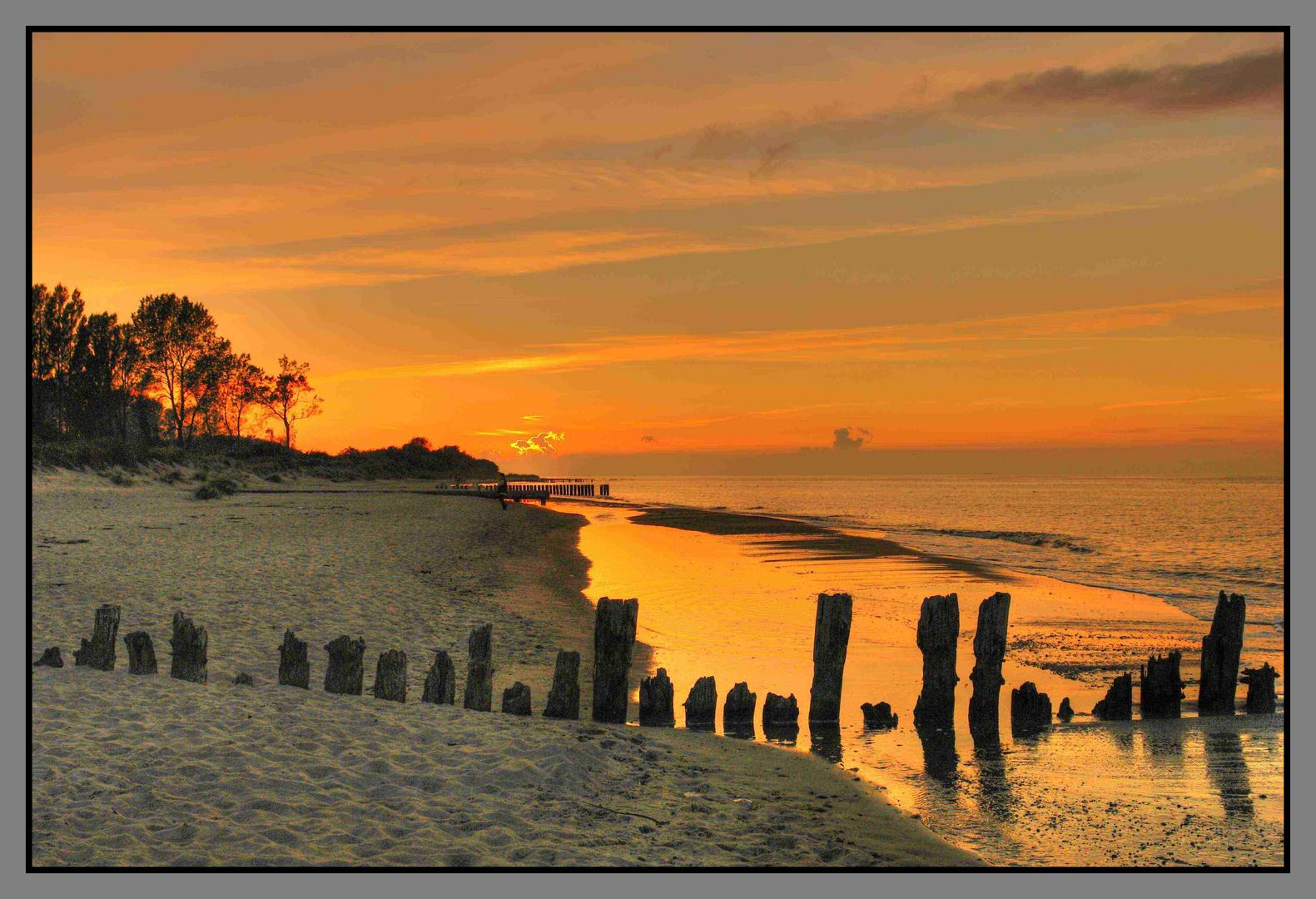 ... und noch 'nen Sonnenuntergang