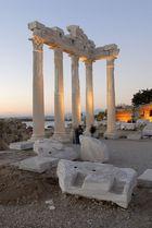 Und nochmal der Apollontempel