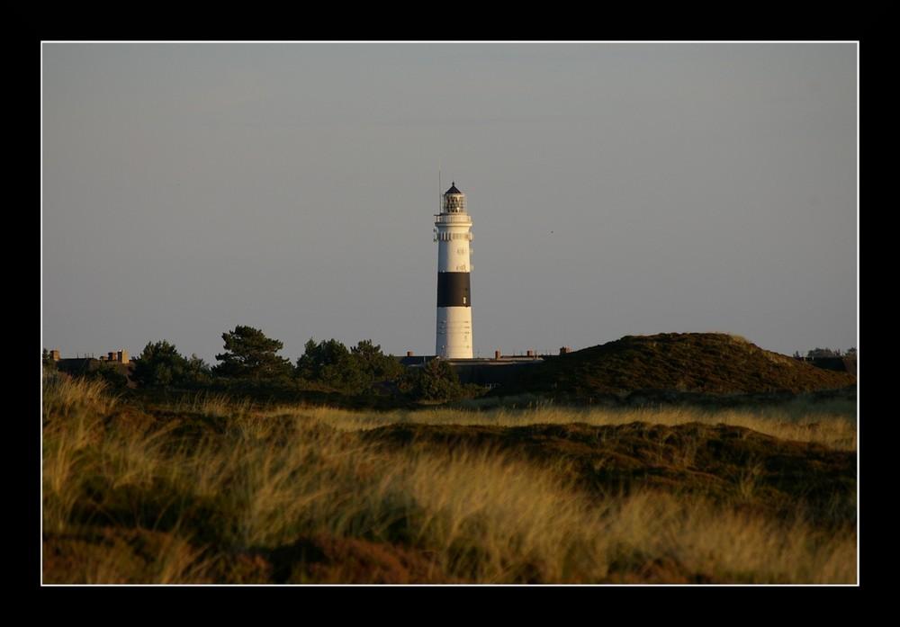...und nochmal der Kampener Leuchtturm...