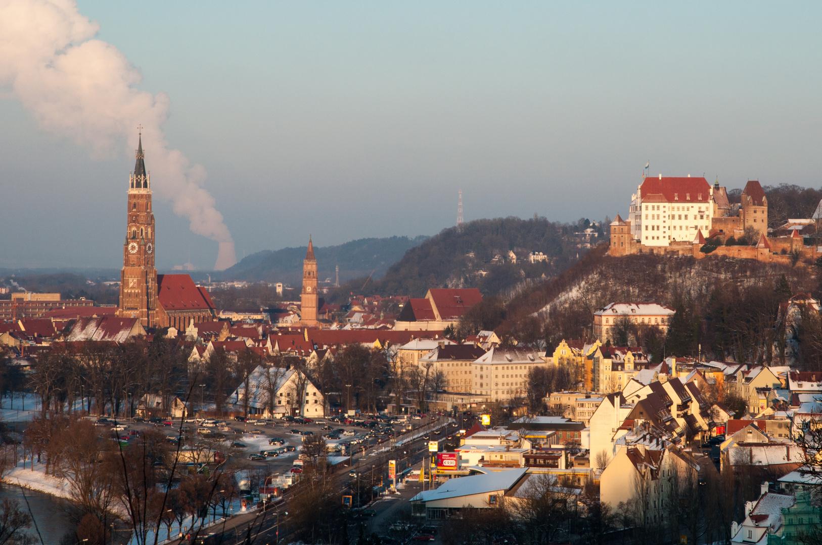 Und nochmal.... Landshut