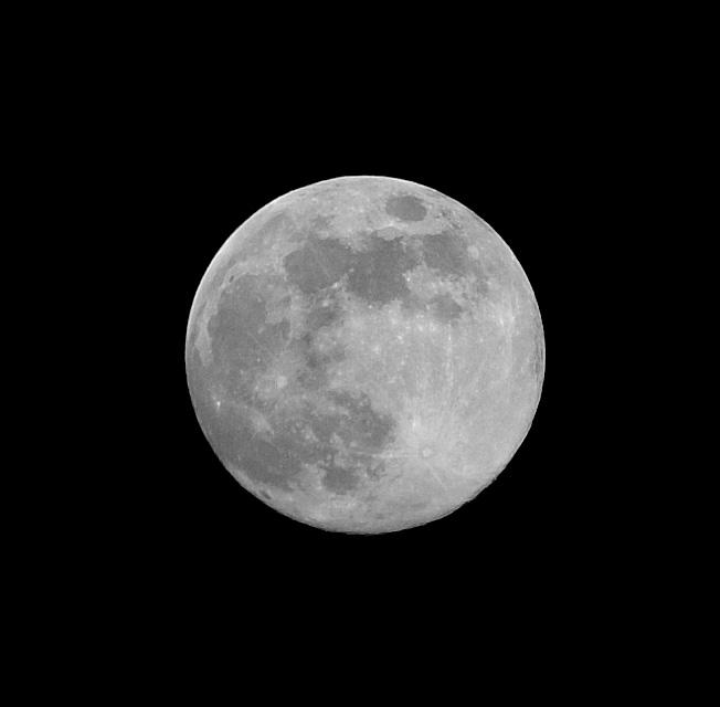 ...und noch'n Mond...