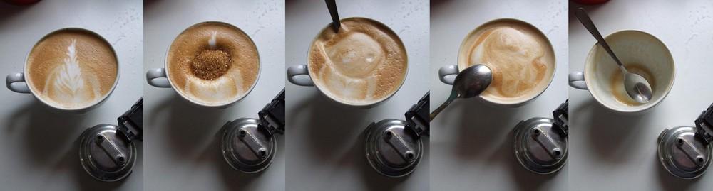 ... und plötzlich war da wieder Latte-Art
