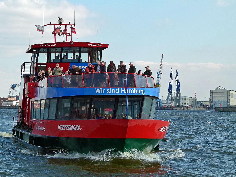 ..und sitzen alle im selben Boot