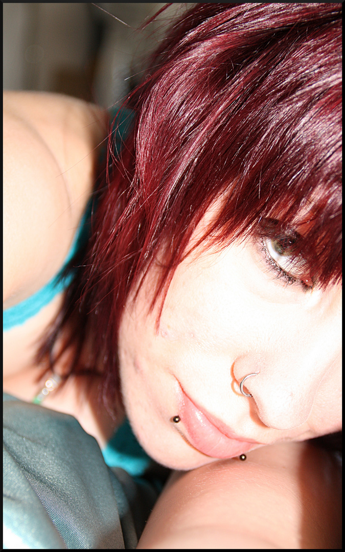 Und statt Haaren wachsen mir wunderbare Flausen aus dem Kopf