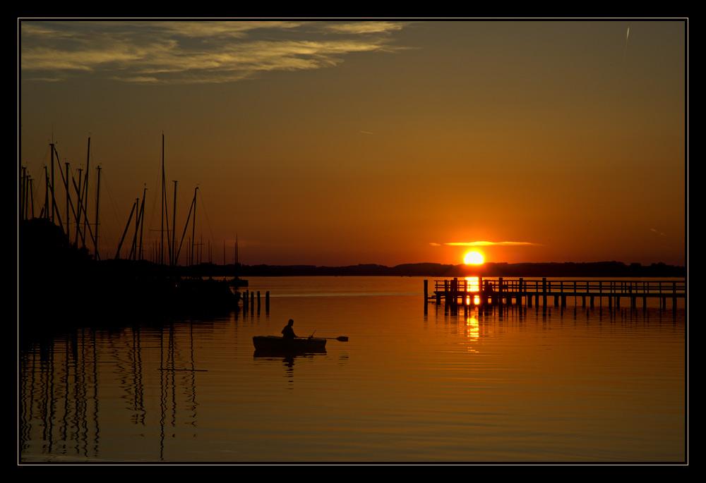 und still liegt der See...