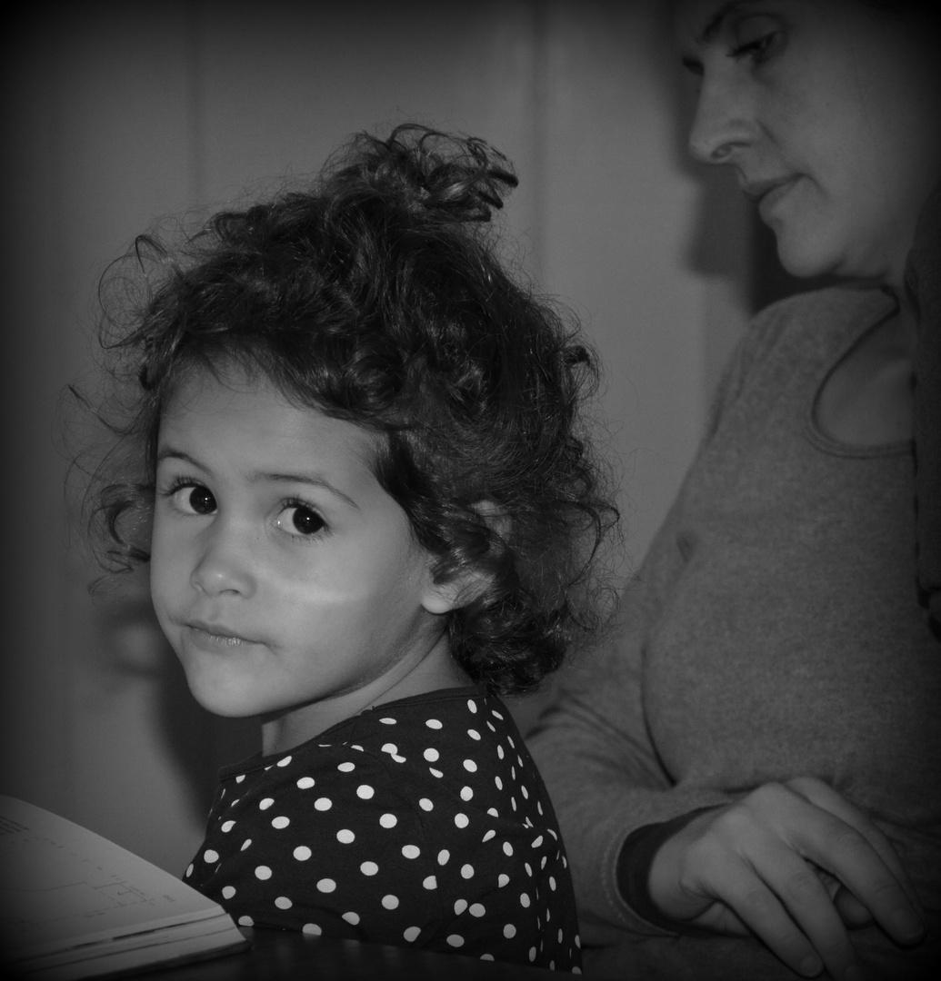 ... und Tochter