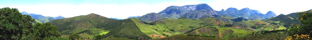 ..und weit weg sind die Berge....