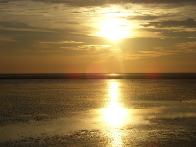 und wieder die nordsee