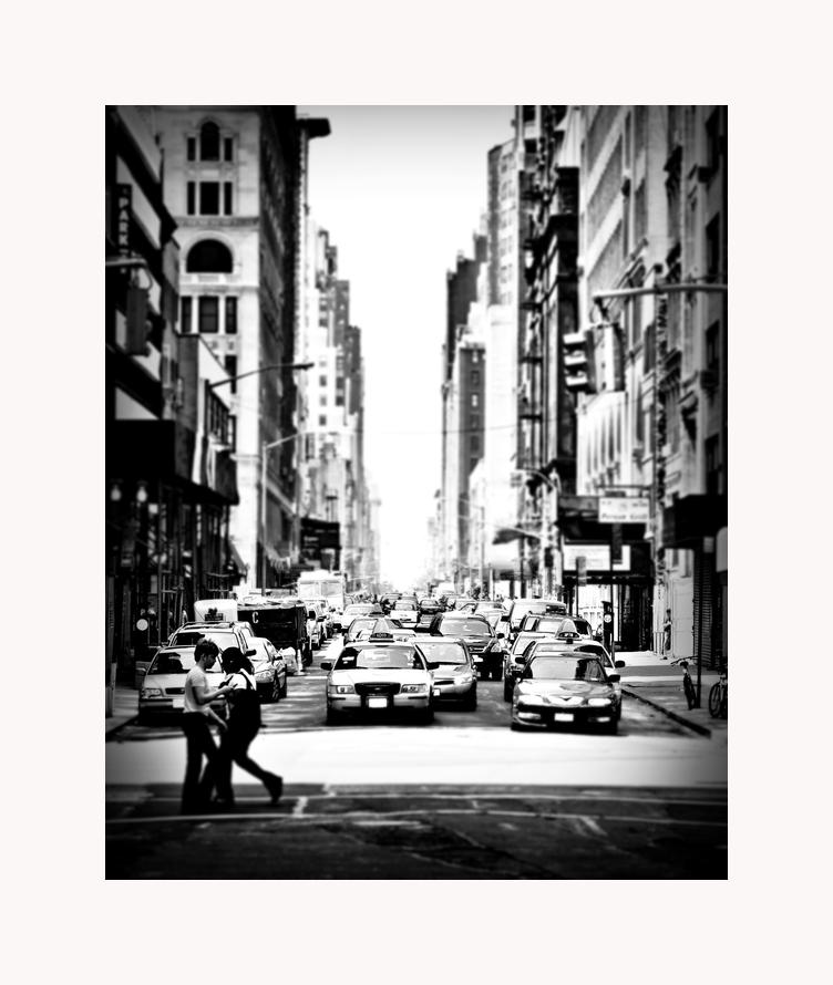 und wieder die Straße...