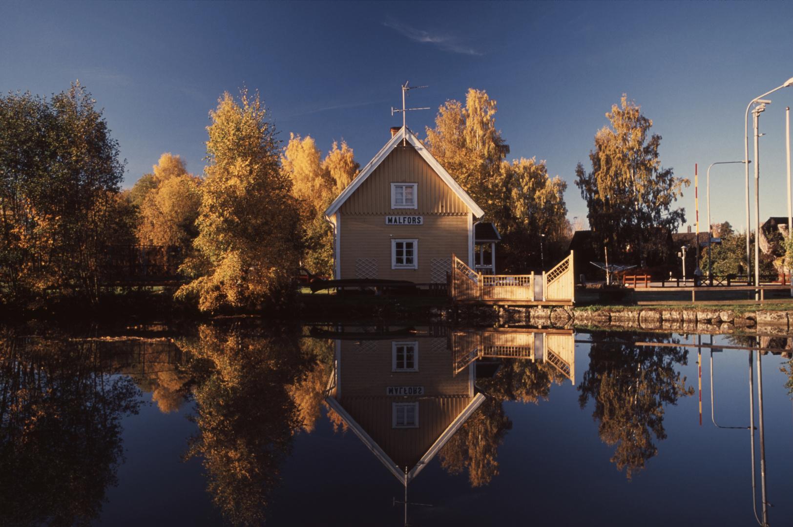 und wieder ein Herbst in Schweden