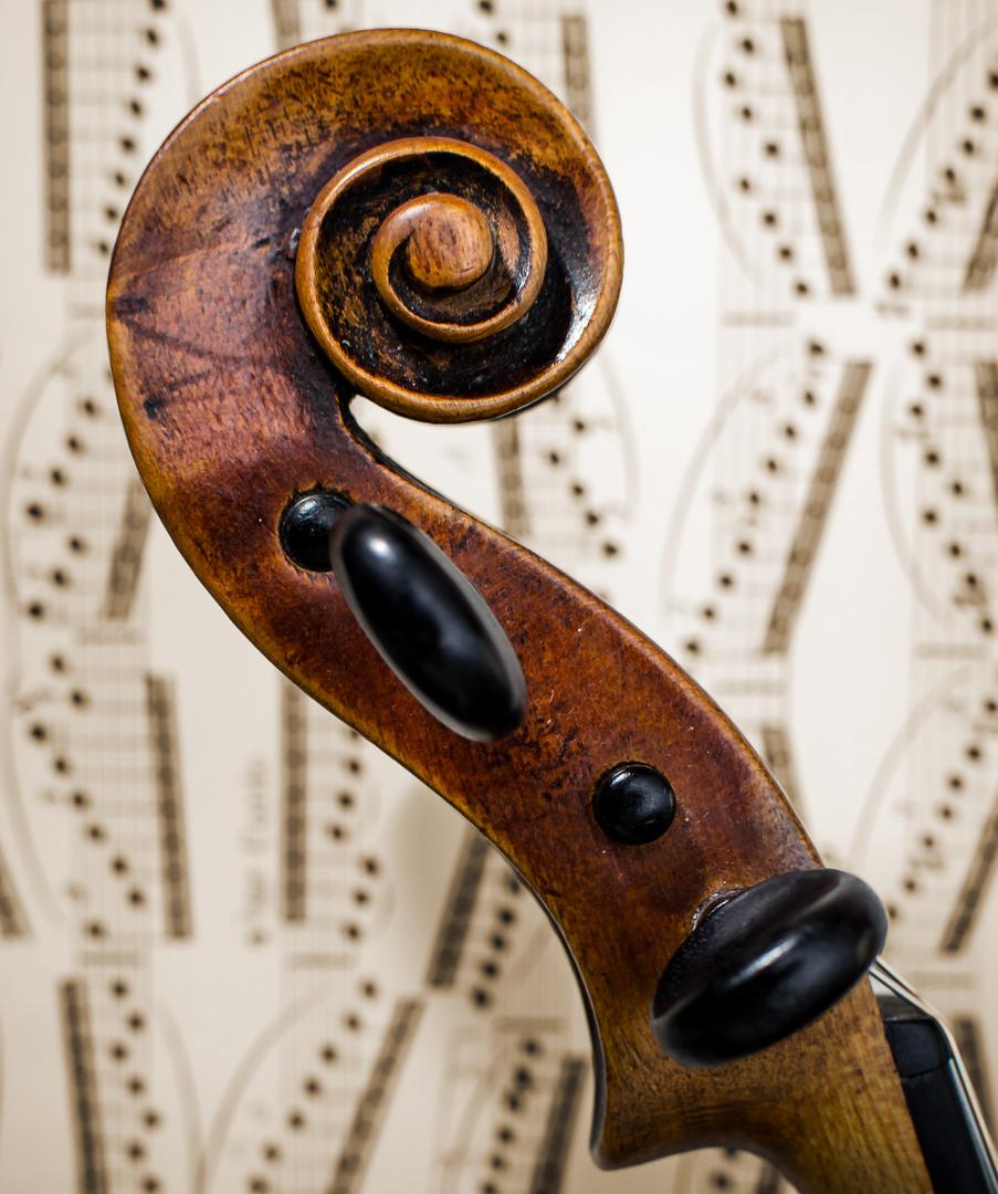 Und wieder eine Violine
