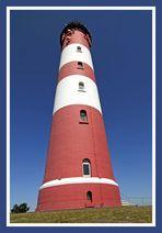 ...und wieder einmal der Amrumer Leuchtturm