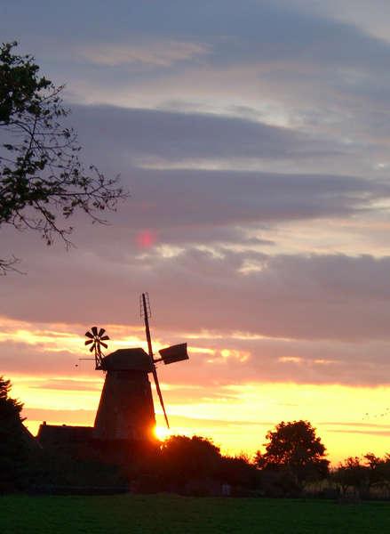 Und wieder geht die Sonne auf...
