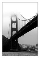 und wieder : Golden Gate Bridge