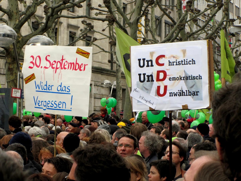 ... und wieder kommt ein September.- diesmal ist Bundestagswahl..