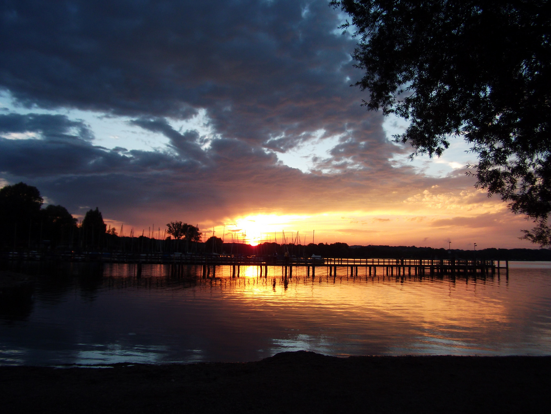,,,und wiedermal ein wunderschöner Sonneuntergang