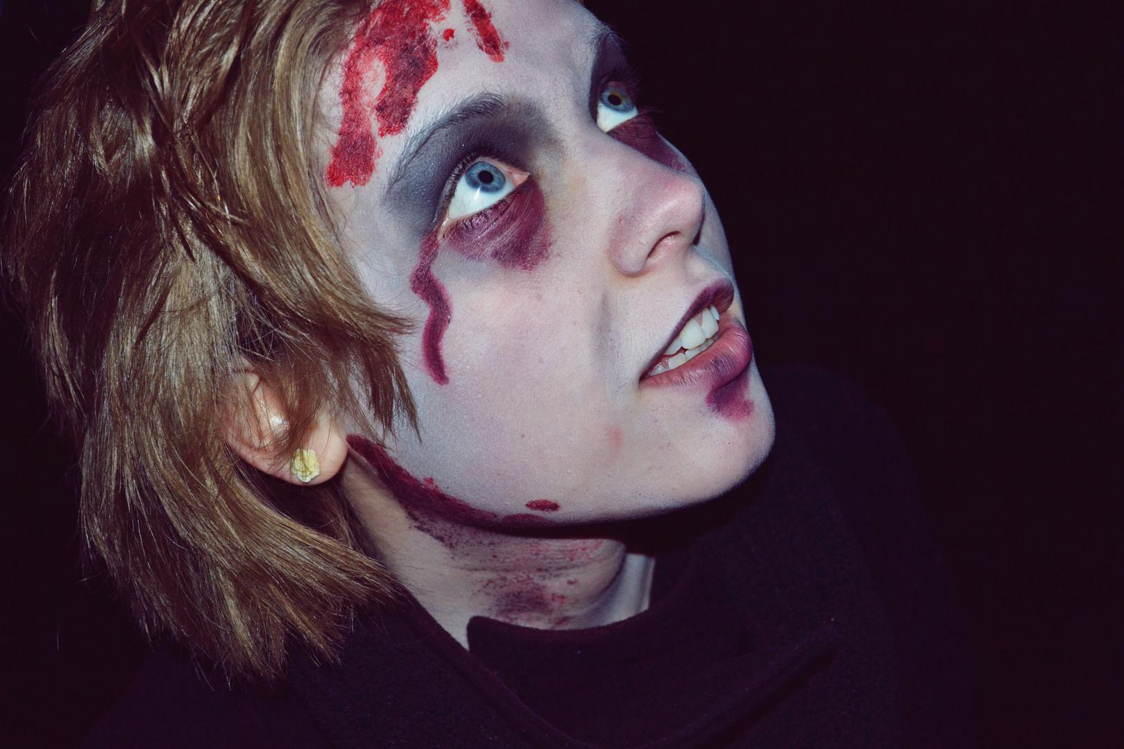 Und wir waren wie Vampire