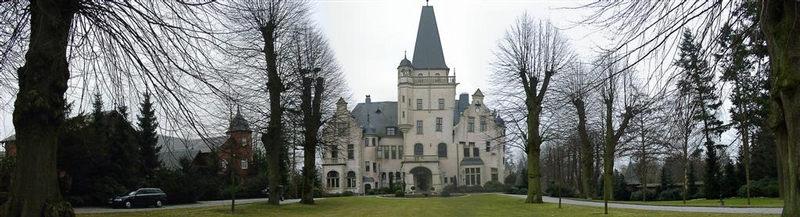 Und zu guterletzt Schloss Tremsbüttel die 3 te...