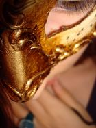 Under a mask