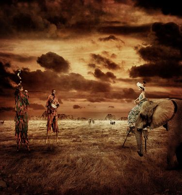 Under African Skies  I