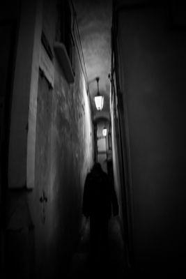 Under my shadow