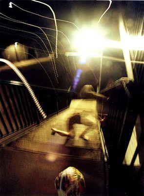 Under saint lights II. 0067-18