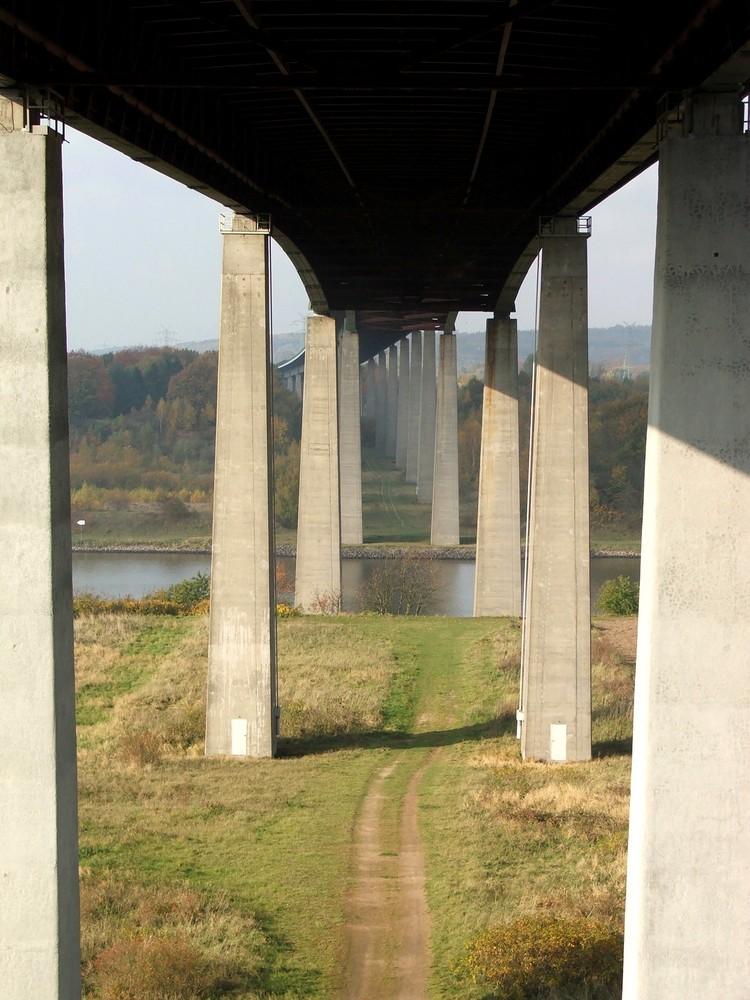 ....under the Bridge