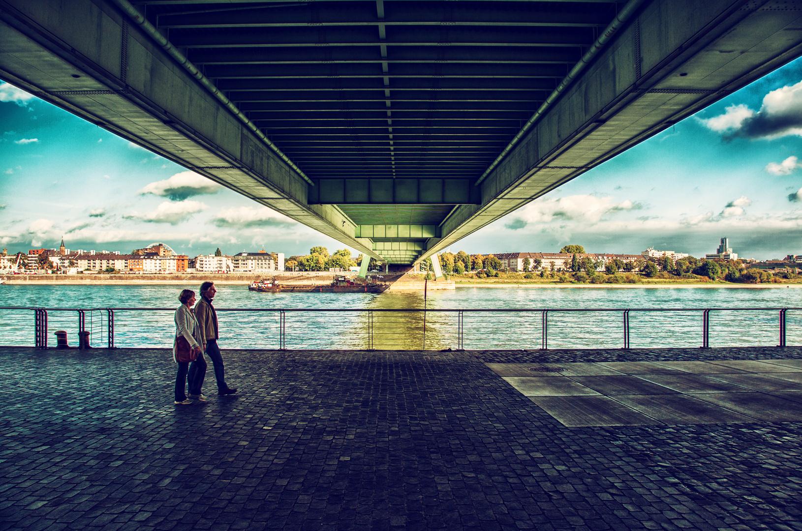 * Under the Bridge *
