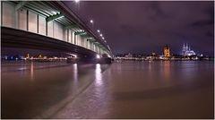 Under the Bridge - Deutzer Brücke - Cologne