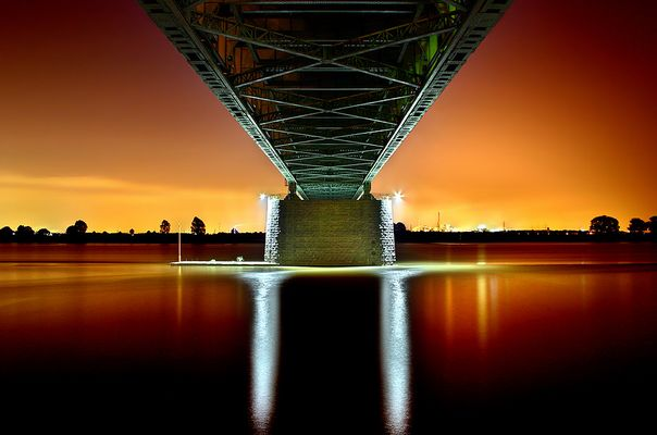 Under the Bridge to Hell