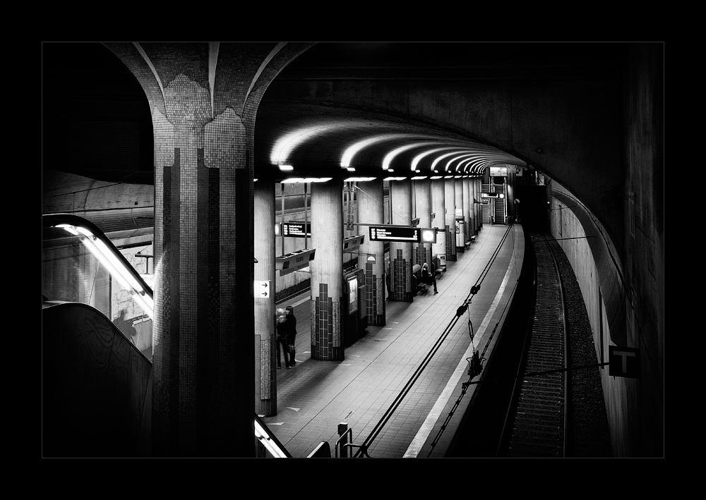 [ underground blues ]