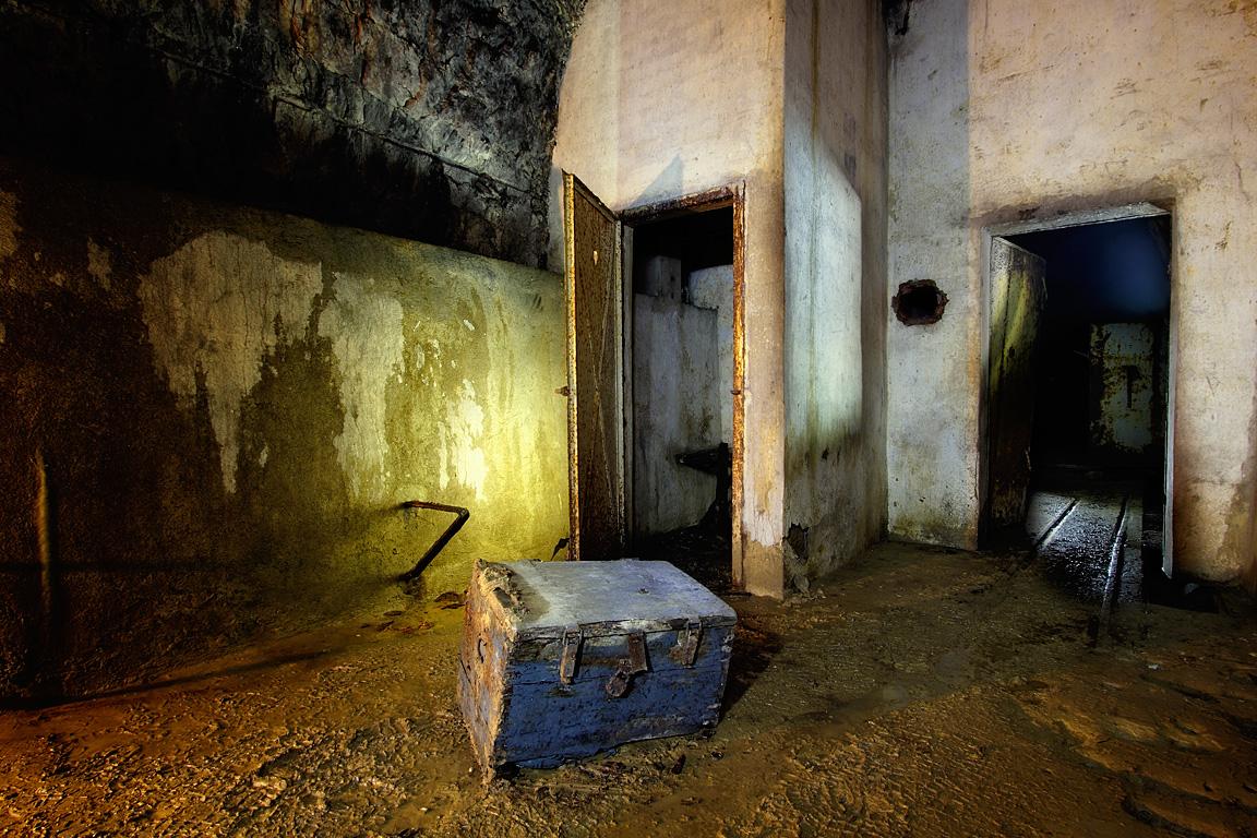 Underground Box