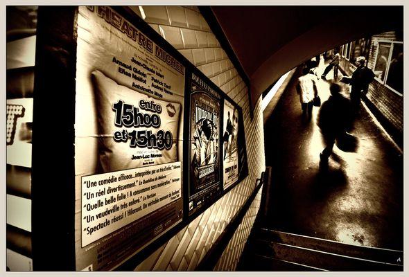 underground Comédie