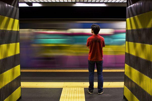 Underground di Raffaele Falso in copertina il 13.08.09 e il 19.09.09