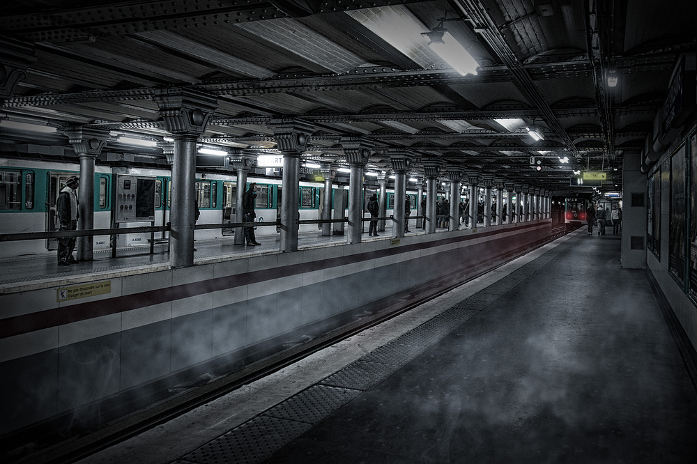 - underground -