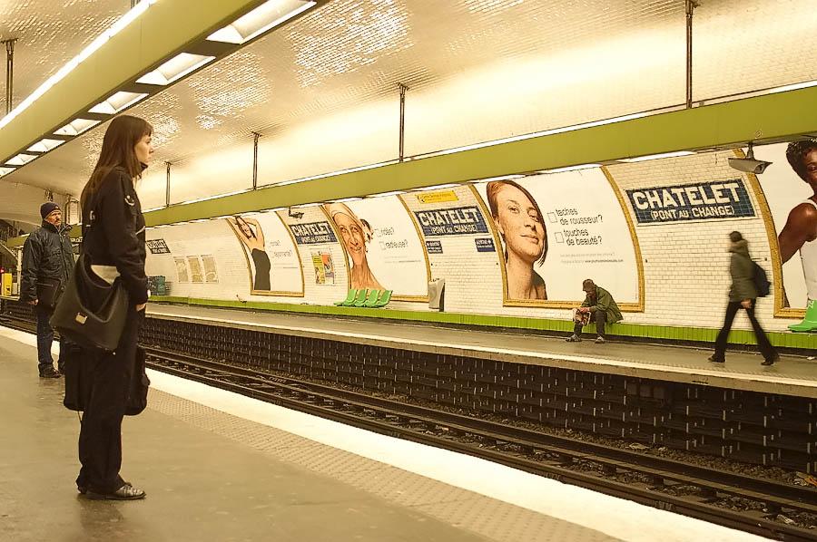 underground in france