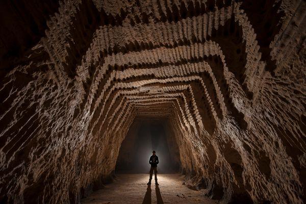Underground Limestone Quarry