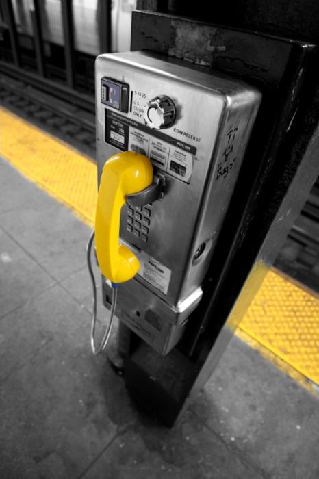 Underground Phone