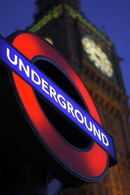 Underground vs. Big Ben