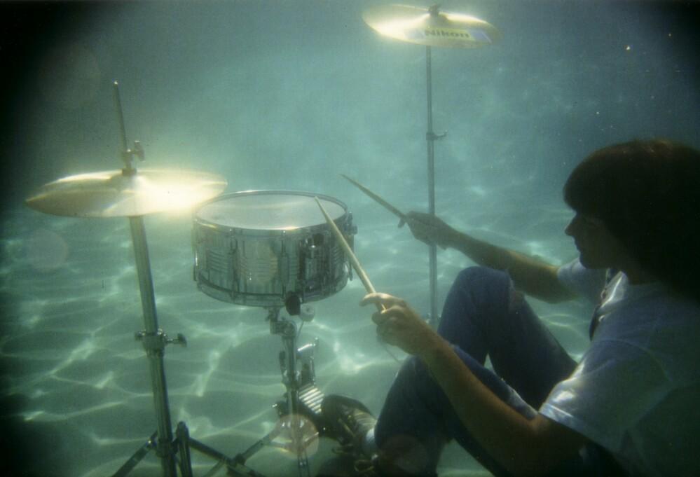 underwater drumming - ein Traum der wahr wurde