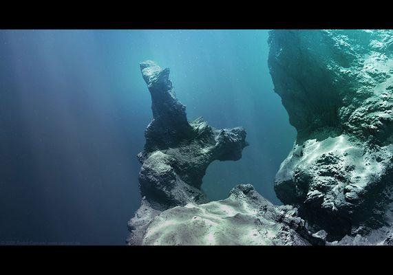 Underwater Rock