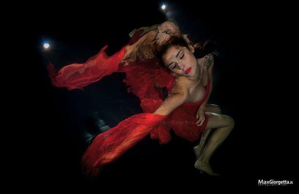Underwater sensation