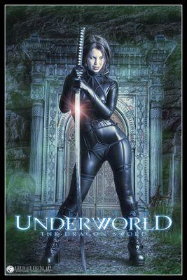 Underworld The Dragon Sword