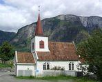 Undredal-Stabskirche