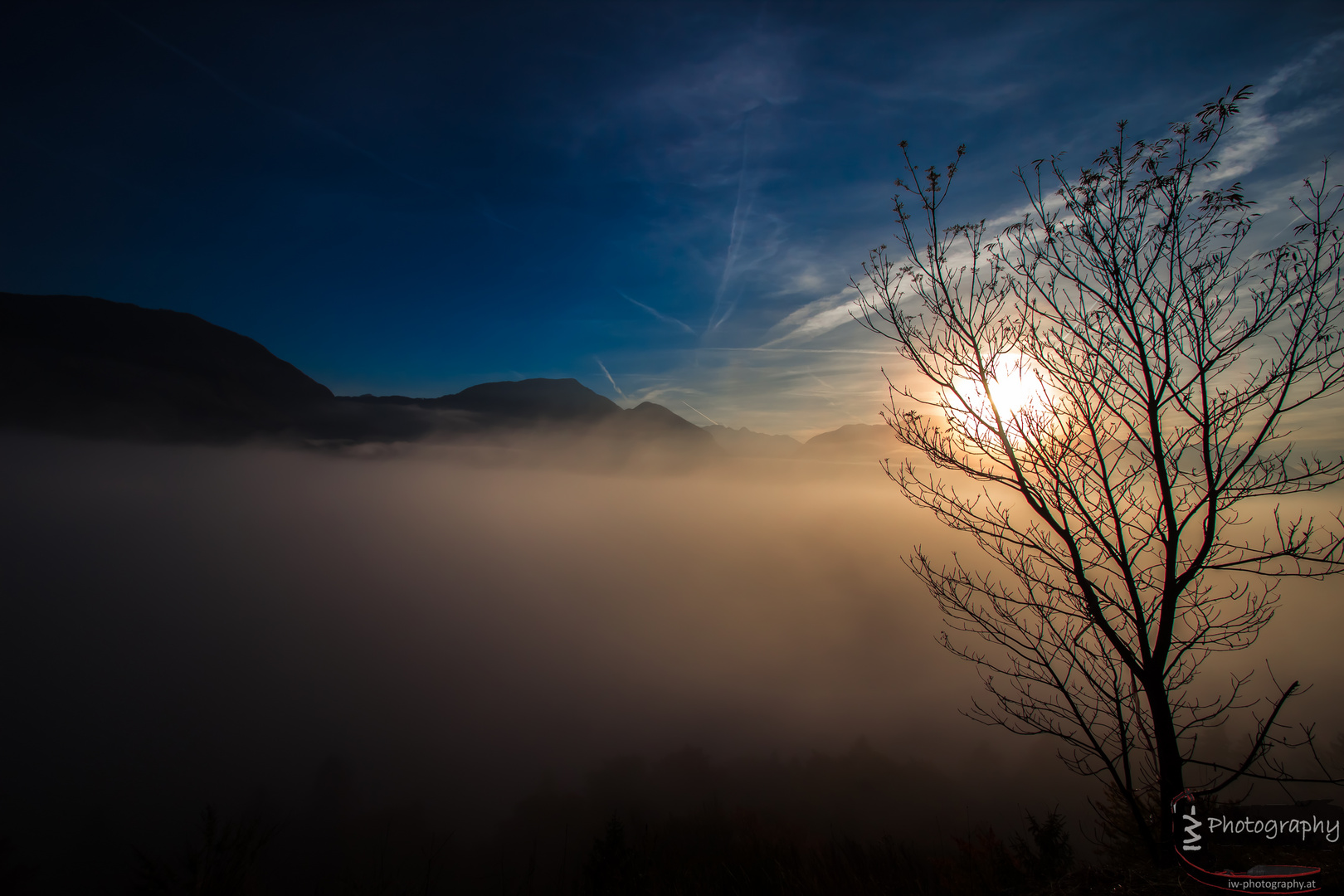 undurchdringlicher Nebel