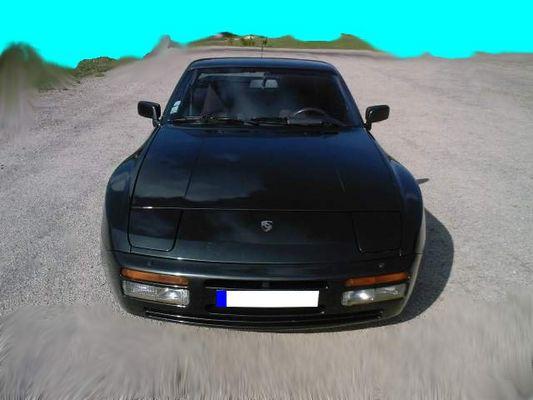 UNE 944 Turbo noire.