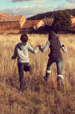 Une amitié sans fin.